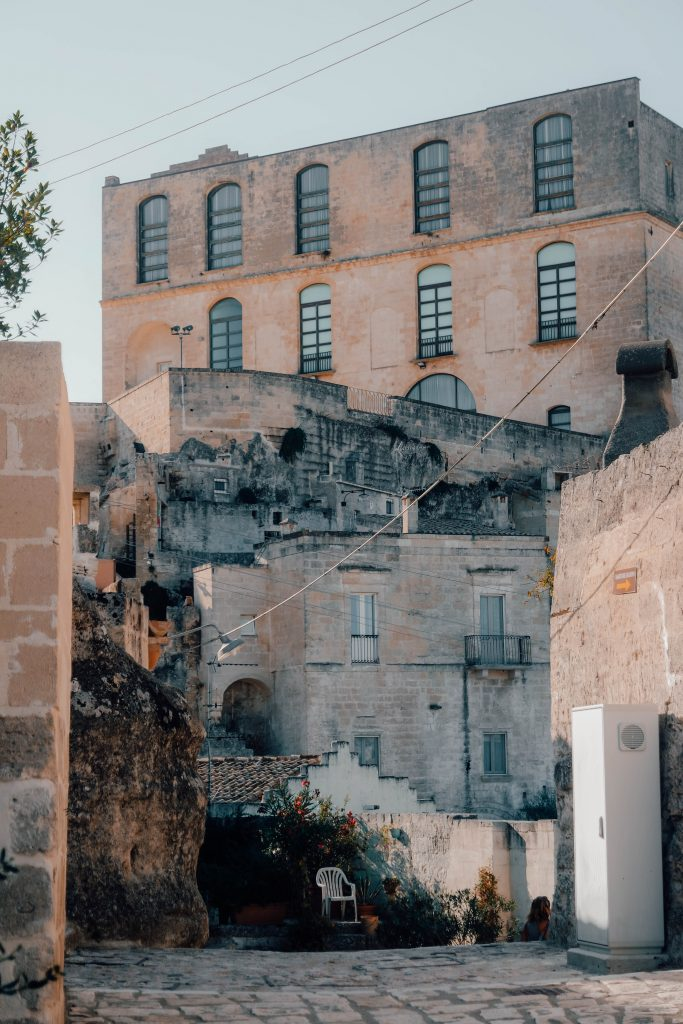 Details in Matera