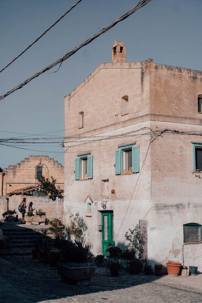 Via Bruno Buozzi, Matera