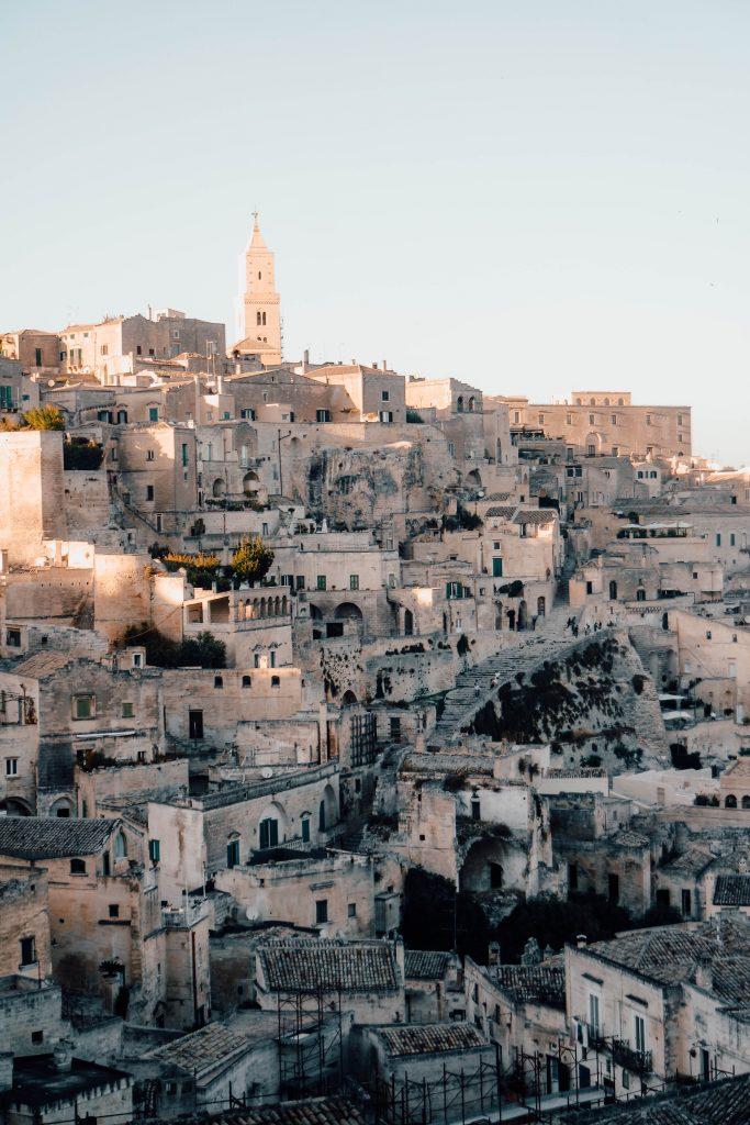 Sassi Caveoso, Matera, City Guide Italy
