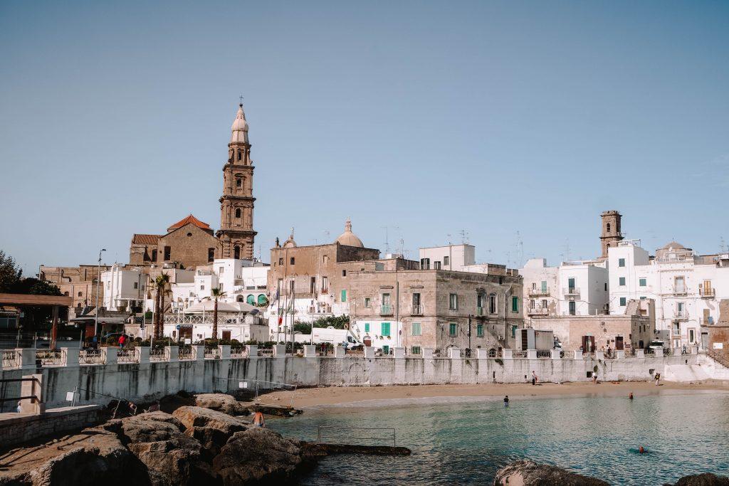 Photographic Guide to Monopoli - Harbour of Monopoli, Puglia, Italy