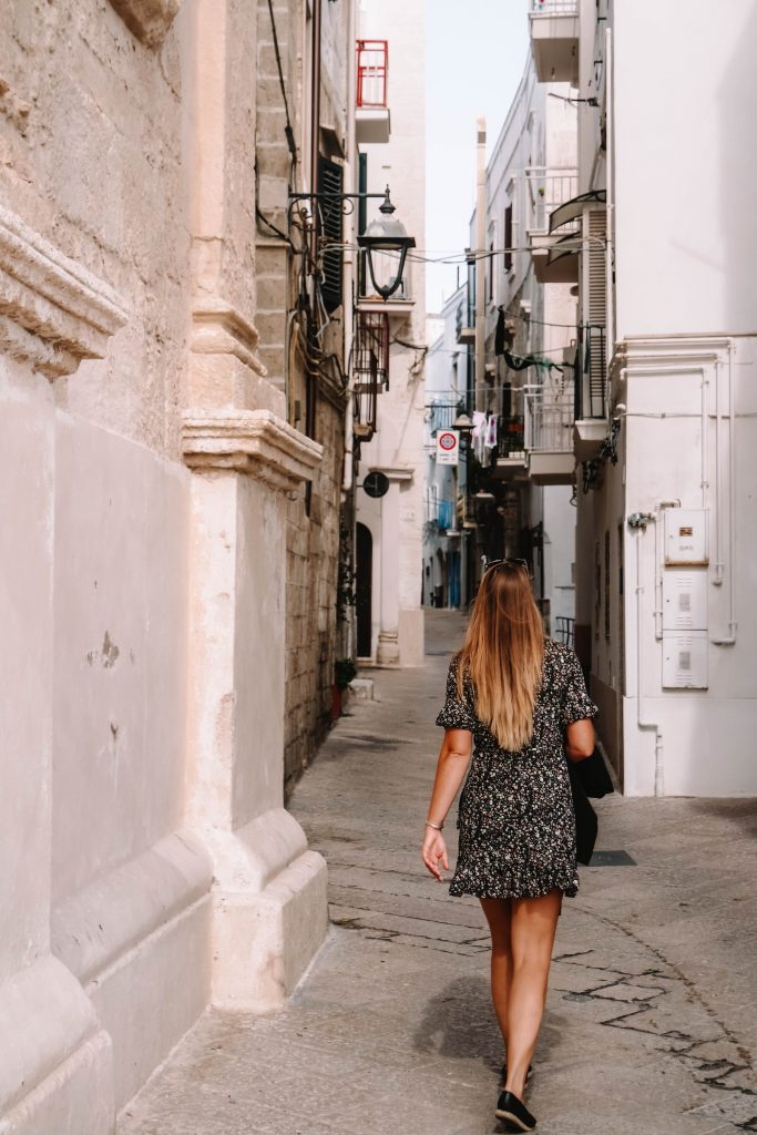 Photographic guide to Monopoli - Streets of Monopoli, Photography, Italy