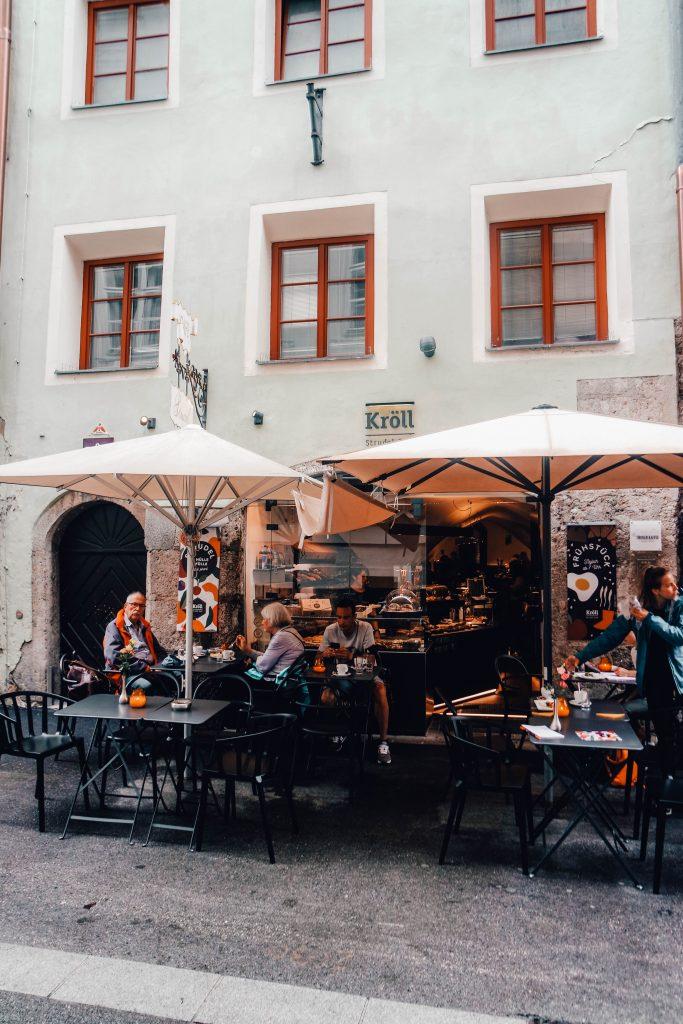 Kroll Strudel in Innsbruck, Austria