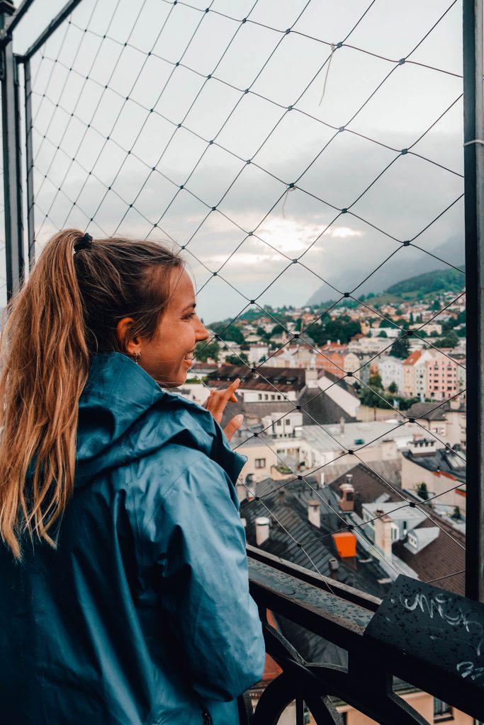 Stadtturm Innsbruck, City Views, Austria