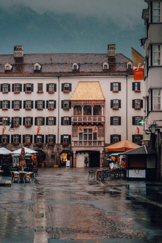 Golden Roof as part of the Innsbruck City Guide