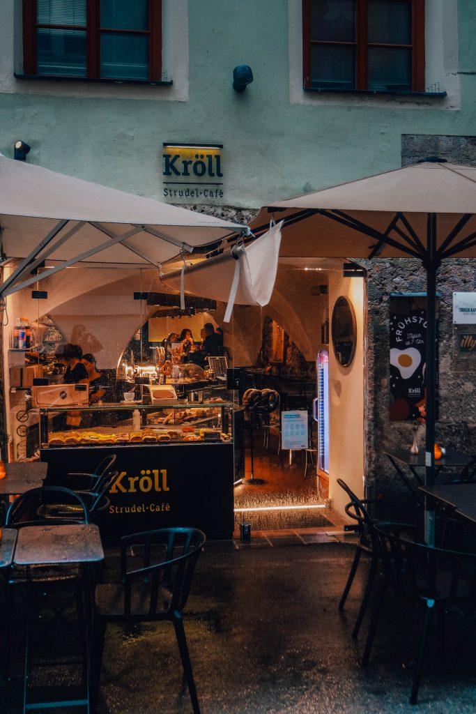 Cafe Kroll, Innsbruck