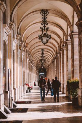 Praça do Comercio, Lisbon, Instagram hot spots