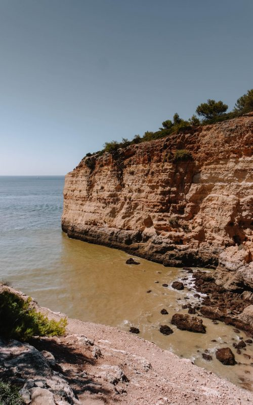 Beaches along the Seven Hanging Valleys Trail, Algarve