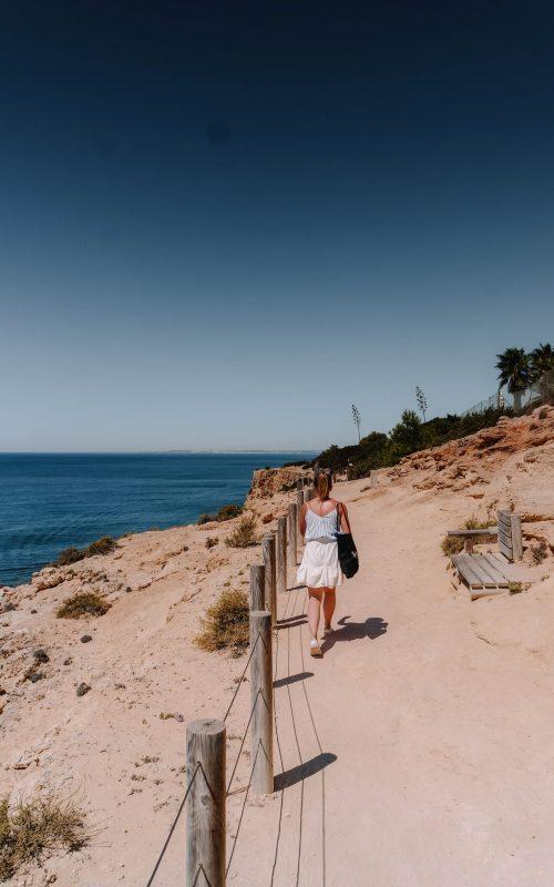 Hiking the Seven Hanging Valleys Trail, Algarve