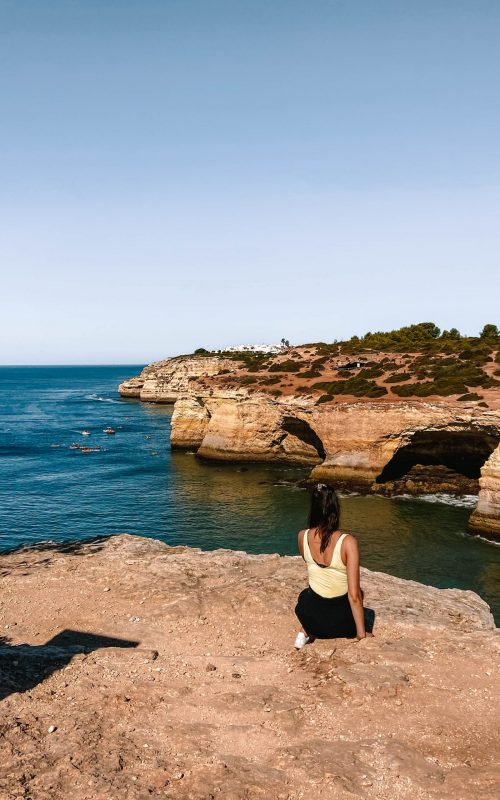 Praia de Vale Centianes, Seven Hanging Valleys, Portugal