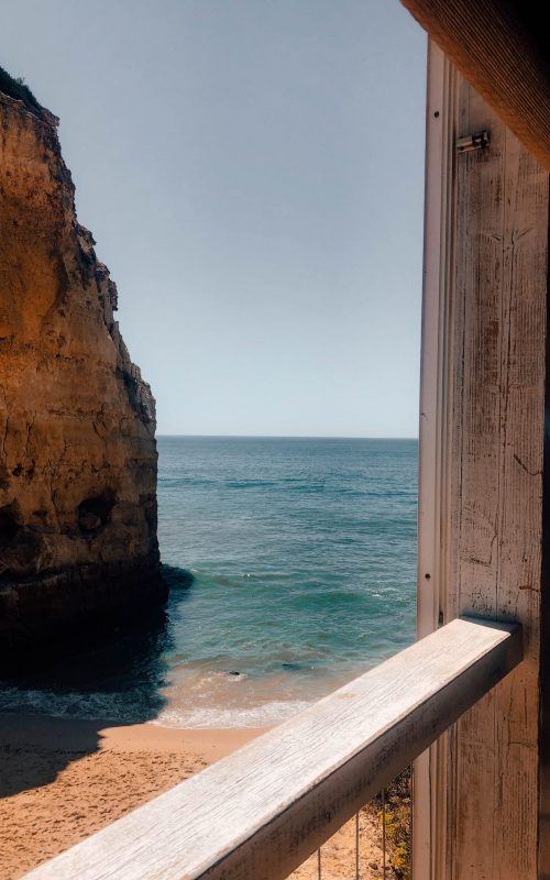 Views from O Stop Restaurant, Portugal, Algarve