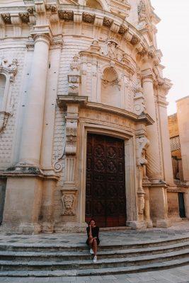 Chiesa di San Matteo, What to do in Lecce
